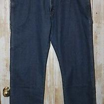 Mens Medium Wash Dickies Flex Relaxed Carpenter Jeans Size 38 X 32 Very Good Photo