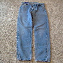 Mens/men's Levis 505 Jeans 36x32 Photo