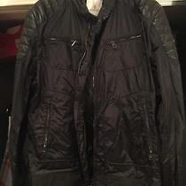 Mens Moncler Black Nylon Jacket Size 7 Photo