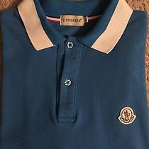 Mens Moncler Polo Brand New Never Worn Photo