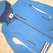 Mens New With Tag Burton Blue Jacket Coat Softshell Warm Hoodie   Small S Photo
