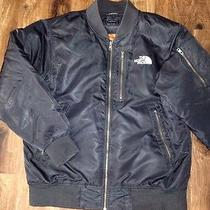 Mens North Face Bomber Jacket Xl Photo