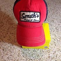 Mens   Novelty Baseball Cap / Hat. Smiths Pump & Serve. One Size. Ked Photo