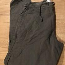 Mens Orlebar Brown Ellington Grey Fossil Pants Stretch Trousers Size 32 Photo