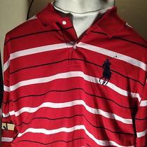 Mens Polo Ralph Lauren Polo Shirt 3x Photo
