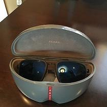 Mens Prada Designer Sunglasses Photo