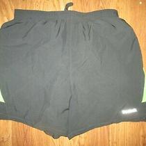 Mens Reebok Athletic Running Shorts W/ Built in Liner Sz S Sm Photo