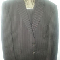 Mens Retro Givenchy Suit 40r Photo