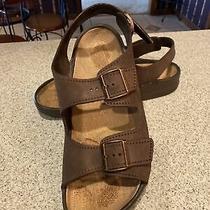 Mens Size 14 Birkenstock Suede Sandals New Photo