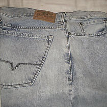 Mens Size 36 Guess Jeans Boot Cut Never Worn   Photo