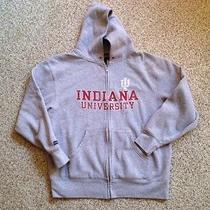 Mens Size Large Large Indiana University Hoodie Photo