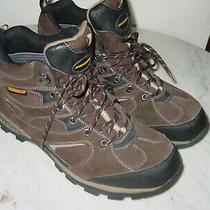 Mens Skechers Bomags Calder 63326 Brown Hiking Boots Size 13  Photo