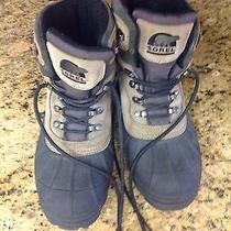 Mens Sorel 8 Snow Boots Euc Photo
