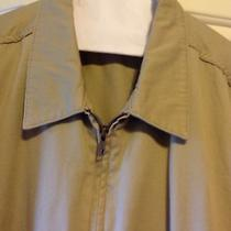 Mens Spring Jacket by Eddie Bauer. Size Large  New Photo