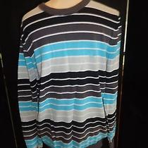 Mens Striped Element Sweater Size Med / So Nice  Photo