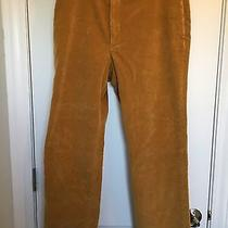 Mens Sz 38 Lands End Corduroy Jeans Pants Tailored Fit  Photo
