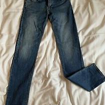 Mens / Teens Armani Skinny Denim Jeans 29w 34l New Without Tags J06 Photo