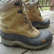 Mens the North Face Baltoro 400 Water Proof Boots 11.5 Photo
