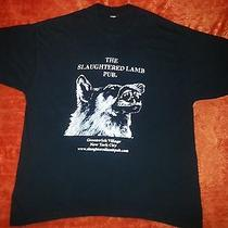 Mens the Slaughtered Lamb Pub Shirt Size L Photo