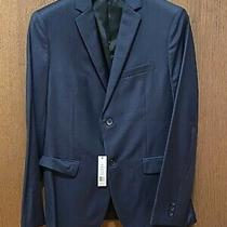 Mens Theory Sport Jacket/blazer Blue Size 38 Photo