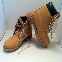 Mens Timberland 6 in Boots Premium Wheat Sz 9.5 D Us 179 Supreme Shoes Photo