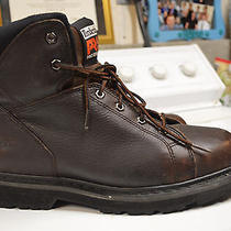 Mens Timberland Pro Series Work Boots Usa Size 12 M Look Nice Photo