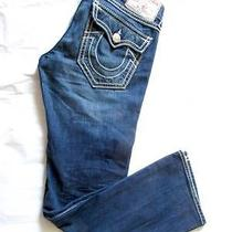 Mens True Religion Billy Big Qt Seat 30x34 Jeans Photo