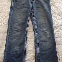 Mens True Religion Jeans Billy Super T Bootcut Row 32 Seat 33 Photo