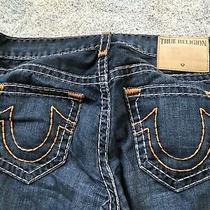 Mens True Religion Jeans Size 33 Photo