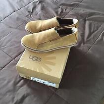 Mens Ugg Australia Bracken Sneaker Suede Loafers Chestnut Size 8 Make Offer..... Photo