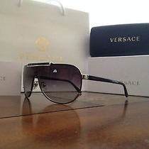 Mens Versace Sunglasses New With Box Photo