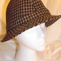 Mens Vintage Barbour Vintage Hat Plaid Photo
