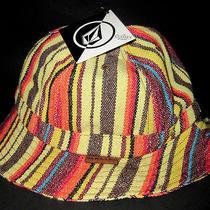 Mens Volcom Bucket Hat Size S/m Photo
