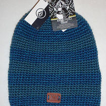 Mens Volcom Kk Give Back Series Beanie Hat Cap One Size Photo