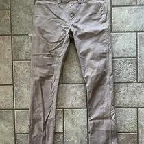 Mens Volcom Size 29 Pants - Stone Made - Gray Photo