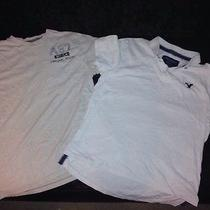 Mens Xl Aeropostale and American Eagle Shirts Photo