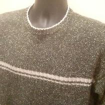 Mens Xlarge Columbia Sportswear Crew Neck Sweater Acrylic Blend Photo
