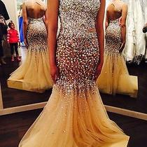 Mermaid Blush Prom by Alexia Prom Dress Photo