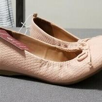 Merona Macha Style Flats Size 6.5 Nwt Blush Photo