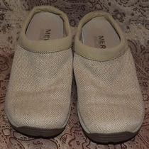 Merrell Primo Hemp Natural Mocs Slip on Shoes Womens - Taupe Size 6 Photo