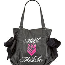 Metal Mulisha Fancy Tote Black Handbag Bnwt Photo