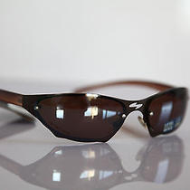 Metallic Brown Sport's Frame Smoke Brown Brown Lenses by Level One Photo