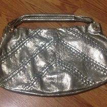 Metallic Gold Evening Bag Photo