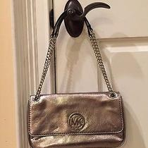 Metallic Michael Kors Handbag Photo