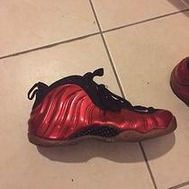 Metallic Red Nike Foamposite Photo