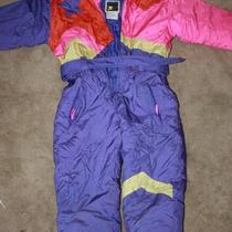 Metro Express Kids M (5/6) Snow Suit One Piece No Hoodie Photo