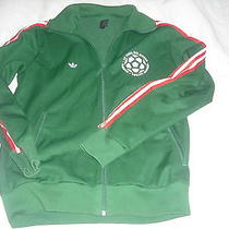 Mexico Football World Cup 1970 Retro Tracksuit - Adidas - Large Photo