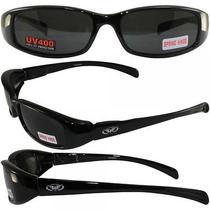 Mf Bad Attitude Black Frame Super Dark Smoke Lens 100% Uv400 Unisex Sunglasses Photo
