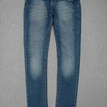 Mi21454 Really Nice Rampage Slim Skinny Womens Jeans Sz5 Photo