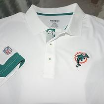 Miami Dolphin Fans Don't Miss This Fabulous Shirt Large 23.5